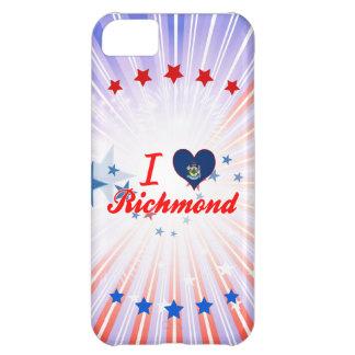 Amo Richmond, Maine Funda Para iPhone 5C