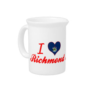 Amo Richmond, Maine Jarrón