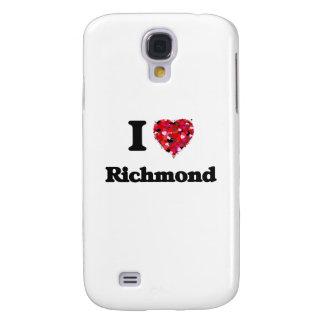 Amo Richmond Virginia Funda Para Galaxy S4