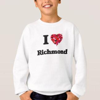 Amo Richmond Virginia Sudadera