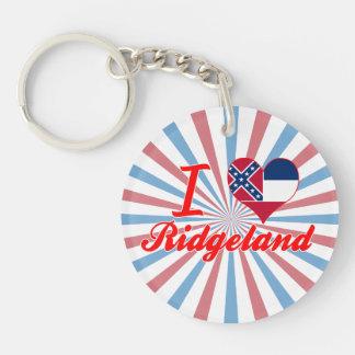 Amo Ridgeland, Mississippi Llaveros