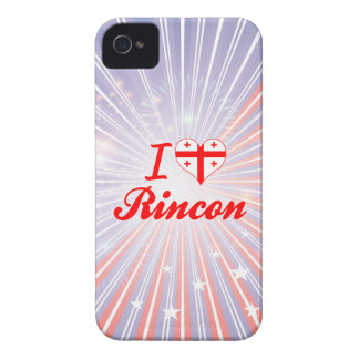 Amo Rincon, Georgia iPhone 4 Case-Mate Coberturas