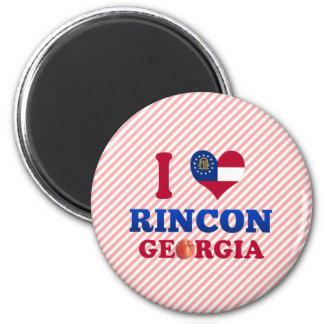 Amo Rincon, Georgia Imán Redondo 5 Cm