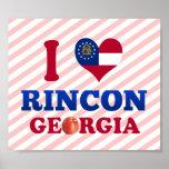Amo Rincon, Georgia Impresiones