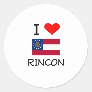 Amo RINCON Georgia Etiqueta