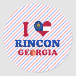 Amo Rincon, Georgia Pegatinas