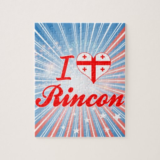 Amo Rincon, Georgia Rompecabezas