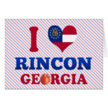 Amo Rincon, Georgia Tarjeton