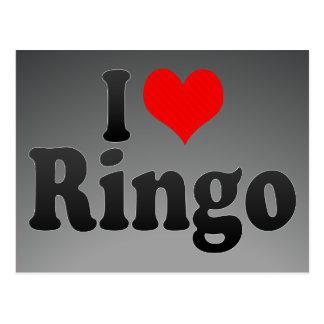 Amo Ringo Postal