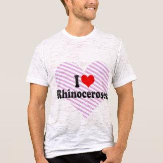 Amo rinocerontes playera
