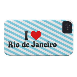 Amo Río de Janeiro el Brasil