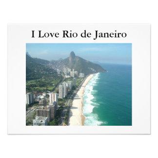 Amo Río de Janeiro Comunicados Personales