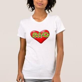 Amo Río de Janeiro Tee Shirts