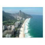 Amo Río de Janeiro Tarjetas Postales