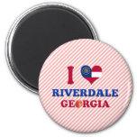 Amo Riverdale, Georgia Imán