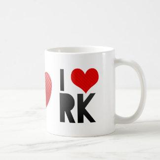Amo RK Taza De Café