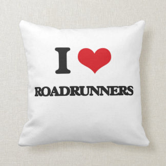 Amo Roadrunners Almohadas