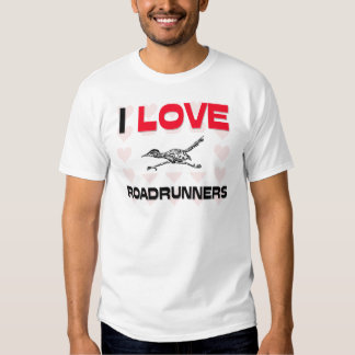 Amo Roadrunners Polera