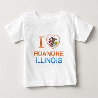 Amo Roanoke, IL Playeras