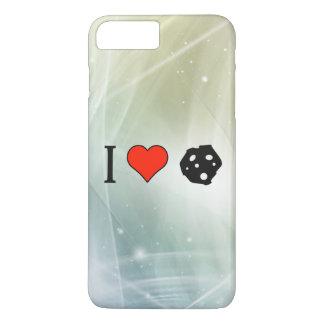 Amo rocas del cometa funda iPhone 7 plus