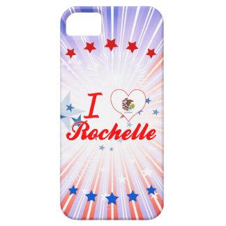 Amo Rochelle, Illinois iPhone 5 Case-Mate Protectores