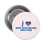 Amo Rochester del este, Nueva York Pin
