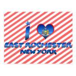 Amo Rochester del este, Nueva York Postales