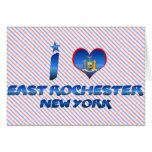Amo Rochester del este, Nueva York Tarjetas