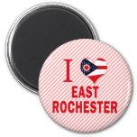 Amo Rochester del este, Ohio Imán De Frigorifico
