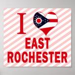 Amo Rochester del este, Ohio Poster