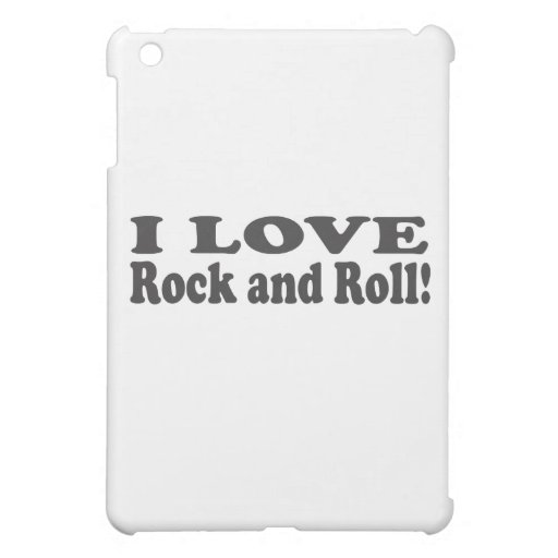 ¡Amo rock-and-roll!