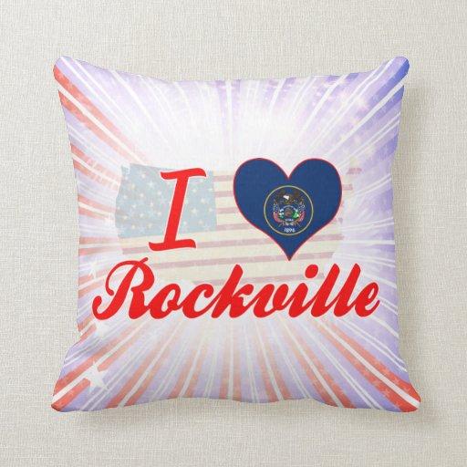 Amo Rockville, Utah Cojin