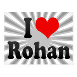 Amo Rohan Tarjeta Postal