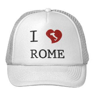 Amo Roma Gorro De Camionero