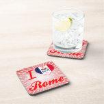 Amo Roma, Iowa Posavasos De Bebidas