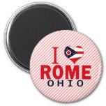 Amo Roma, Ohio Iman Para Frigorífico
