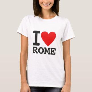 Amo Roma Playera