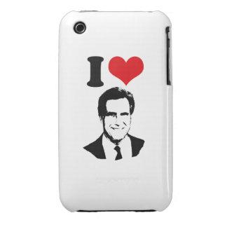 AMO ROMNEY 2012 iPhone 3 Case-Mate FUNDAS