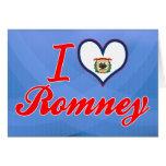 Amo Romney, Virginia Occidental Felicitacion