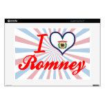 Amo Romney, Virginia Occidental Skins Para 38,1cm Portátiles