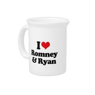 AMO ROMNEY Y RYAN png Jarrones