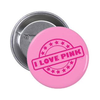 Amo rosa pin