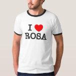 Amo Rosa Playera