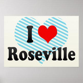 Amo Roseville, Estados Unidos Impresiones