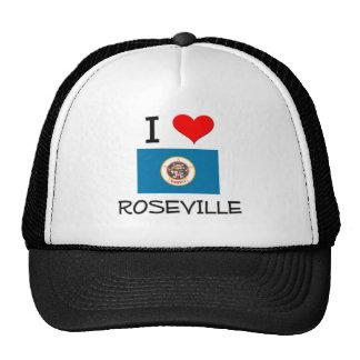 Amo Roseville Minnesota Gorros Bordados