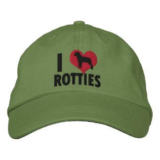 Amo Rotties Gorra De Beisbol