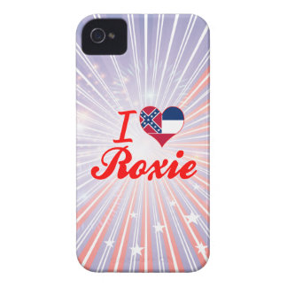 Amo Roxie, Mississippi Case-Mate iPhone 4 Protectores