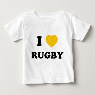 Amo rugbi camisas