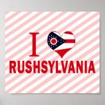 Amo Rushsylvania, Ohio Impresiones
