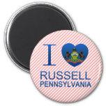 Amo Russell, PA Imanes De Nevera
